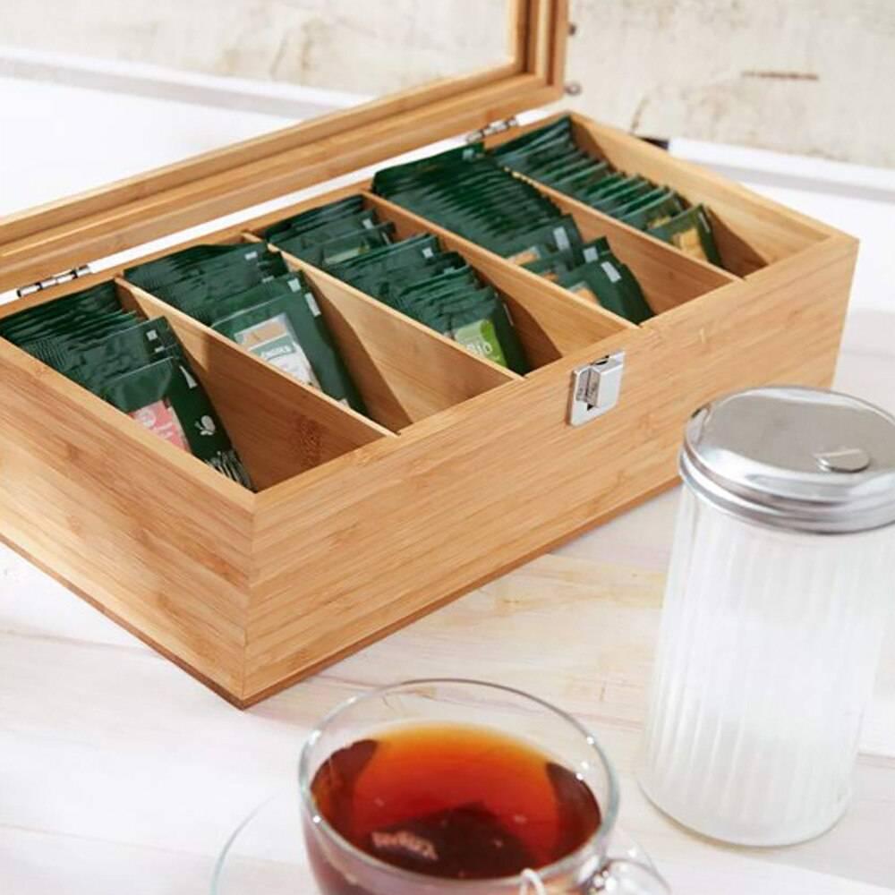 Как хранить чай в домашних условиях: правила и способы, условия для разных видов