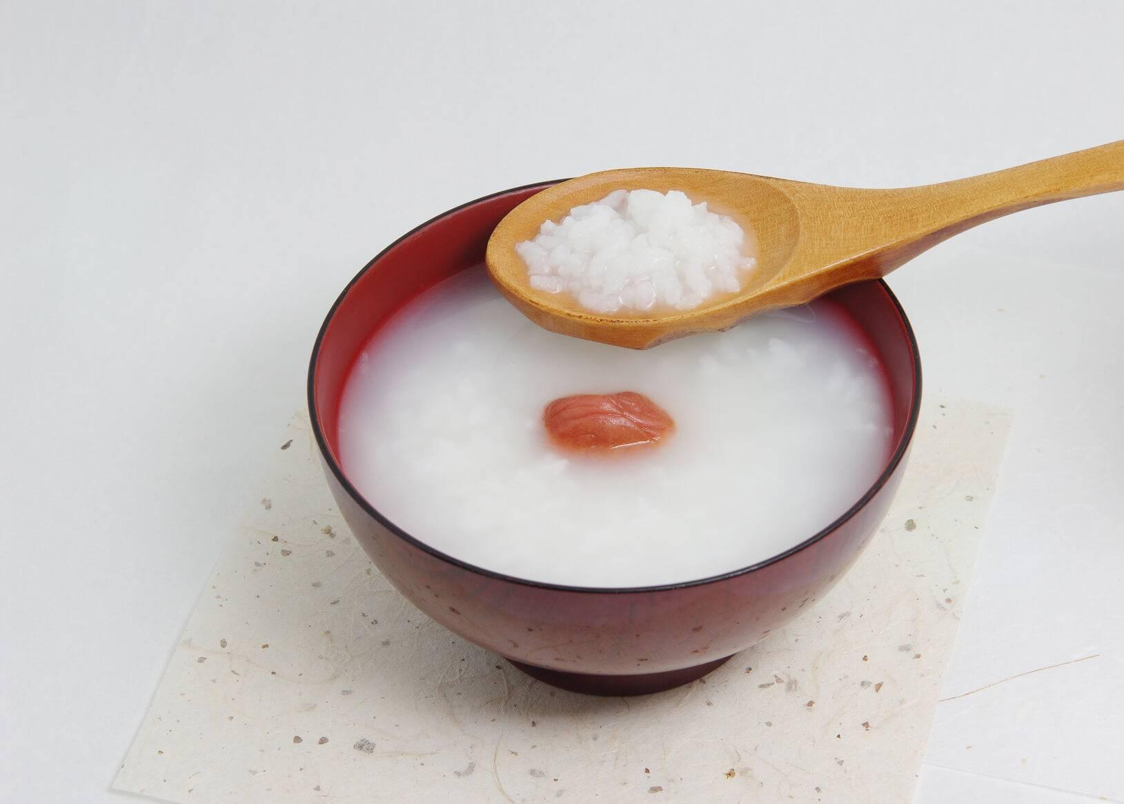 Рецепт рисового отвара от поноса