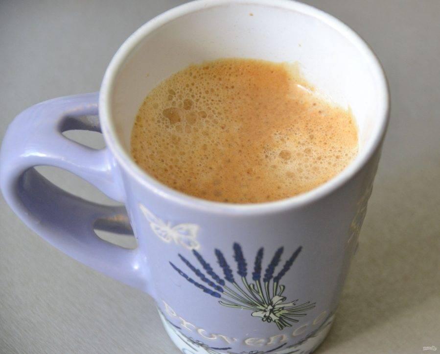 Кофе по-баварски по пошаговому рецепту с фото