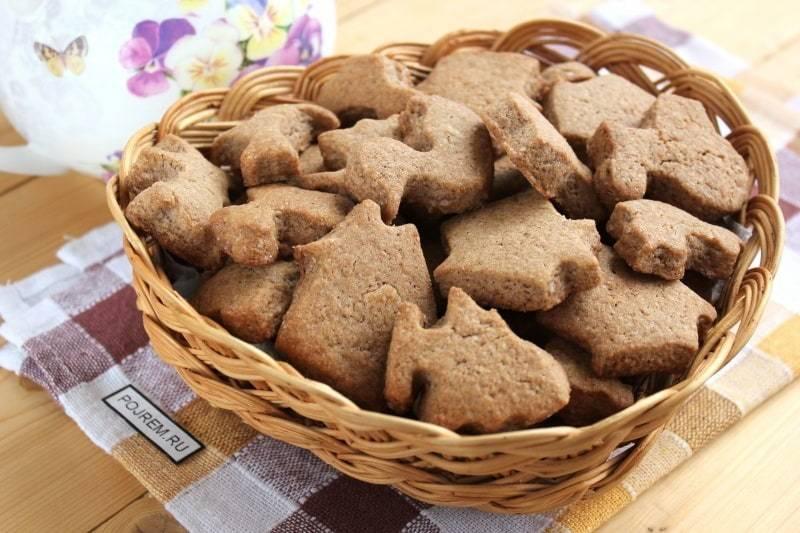 Простое шоколадное печенье: топ-5 рецептов