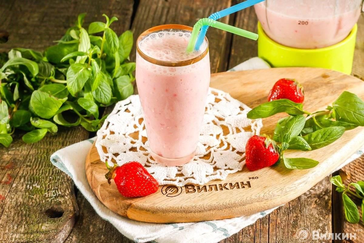 Ягодный смузи: рецепты из замороженных ягод, как приготовить в блендере