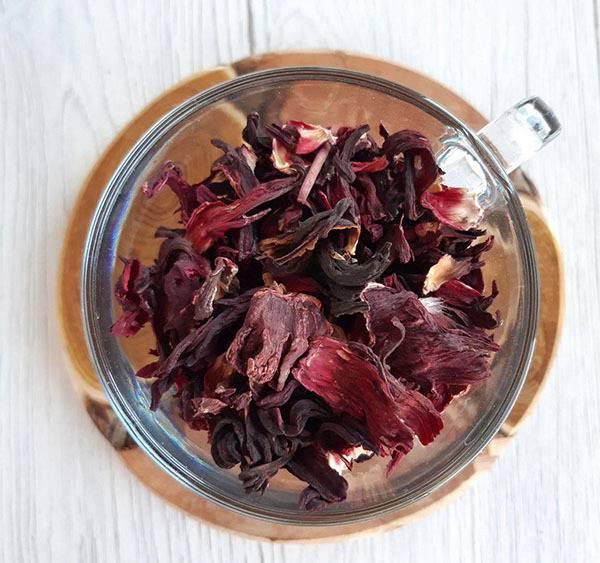 Чай каркаде чем полезен и чем вреден? из чего делают?