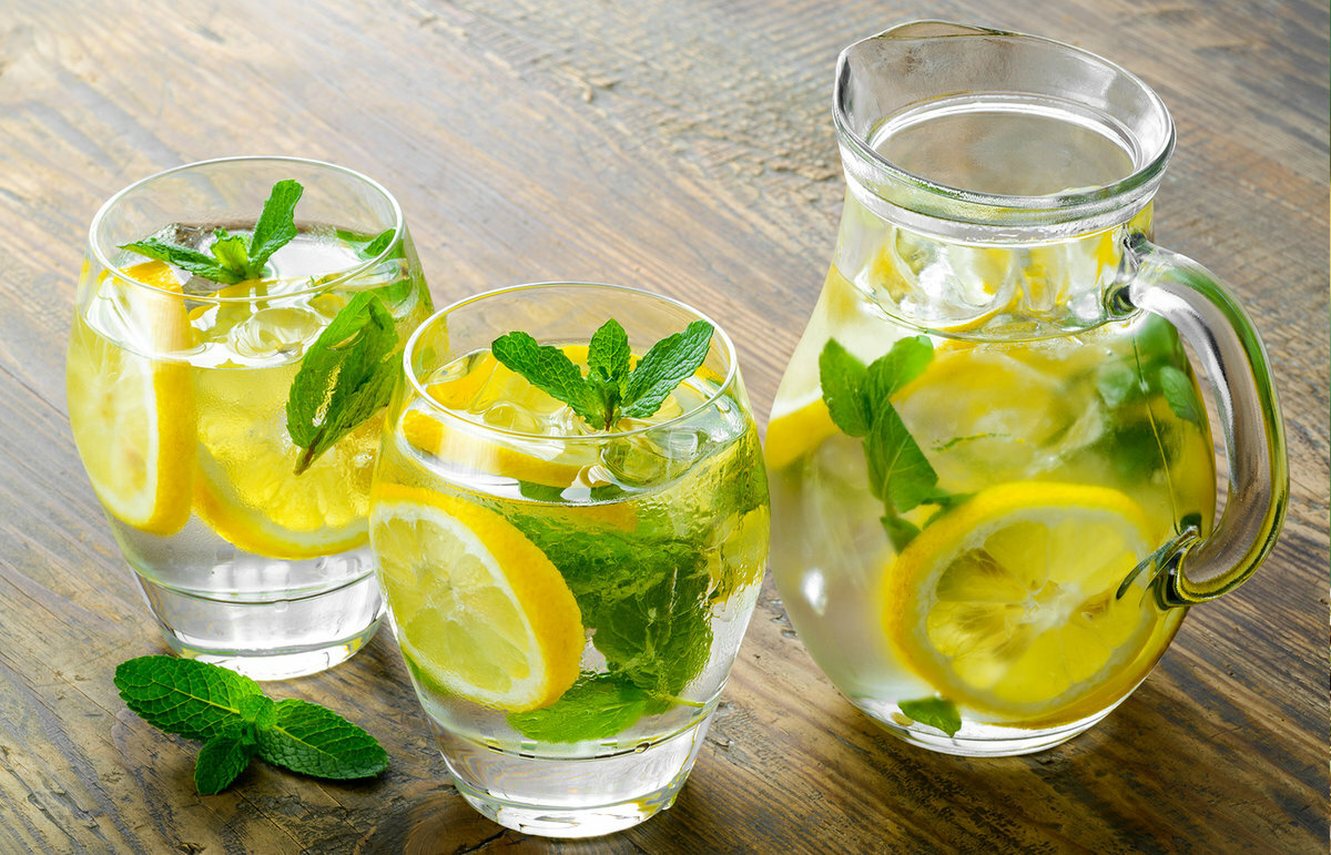 Приготовление имбирного лимонада в домашних условиях