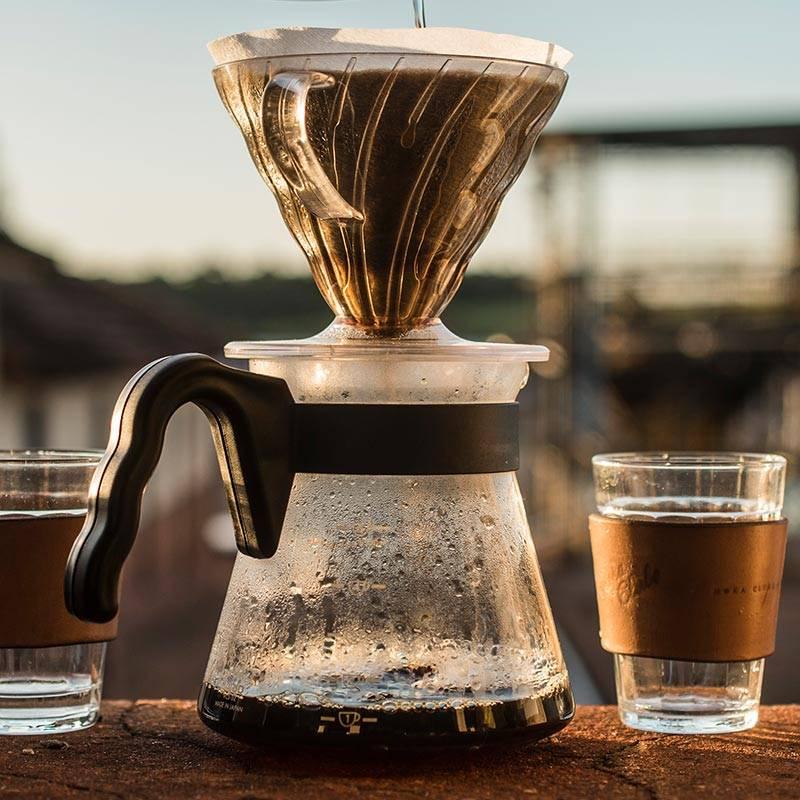 Как заваривать кофе альтернативными способами