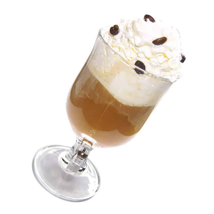 Как называется кофе с мороженым