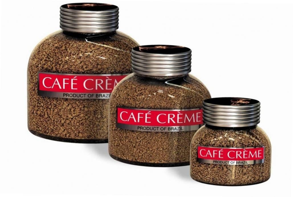 Кофе cafe creme (кафе крем) - бренд, ассортимент, отзывы, цены