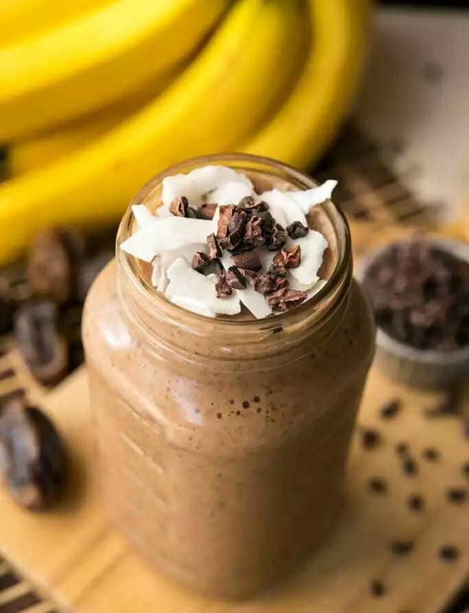 Бананы в какао. вегетарианская кухня – правильный выбор
