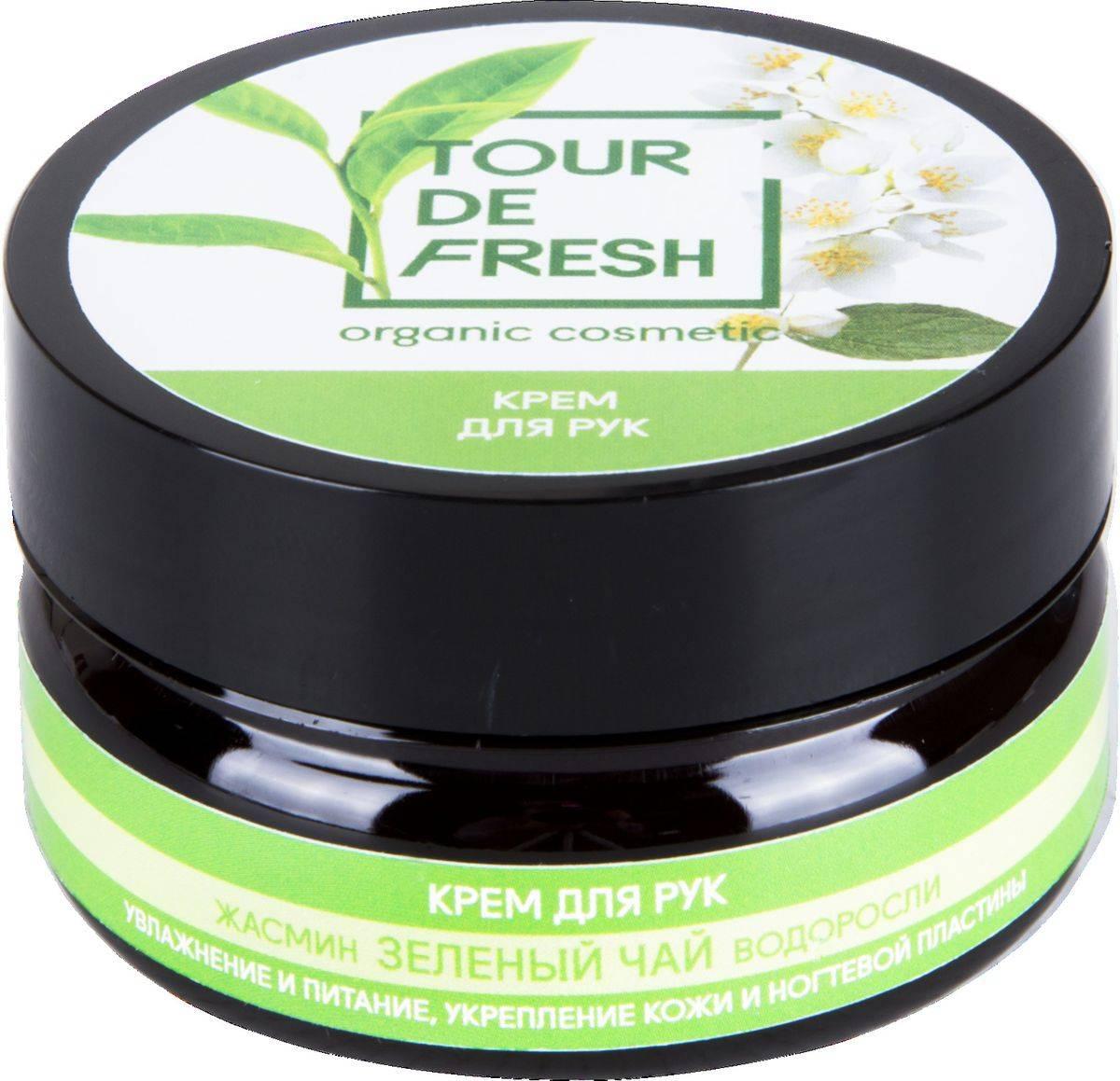 Зелёный чай для лица, волос и для тела