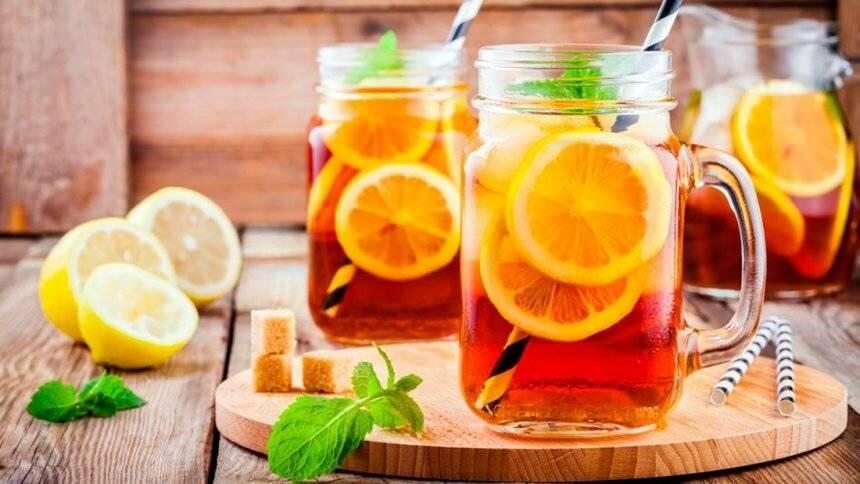 Рецепты холодного чая – лучшие вкусы напитка