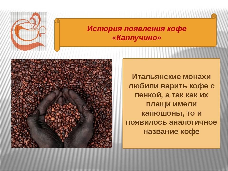 История кофе: происхождение и возникновение популярного напитка
