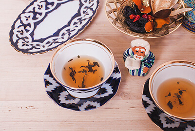 Чайные традиции Узбекистана, или как готовить чай по-узбекски