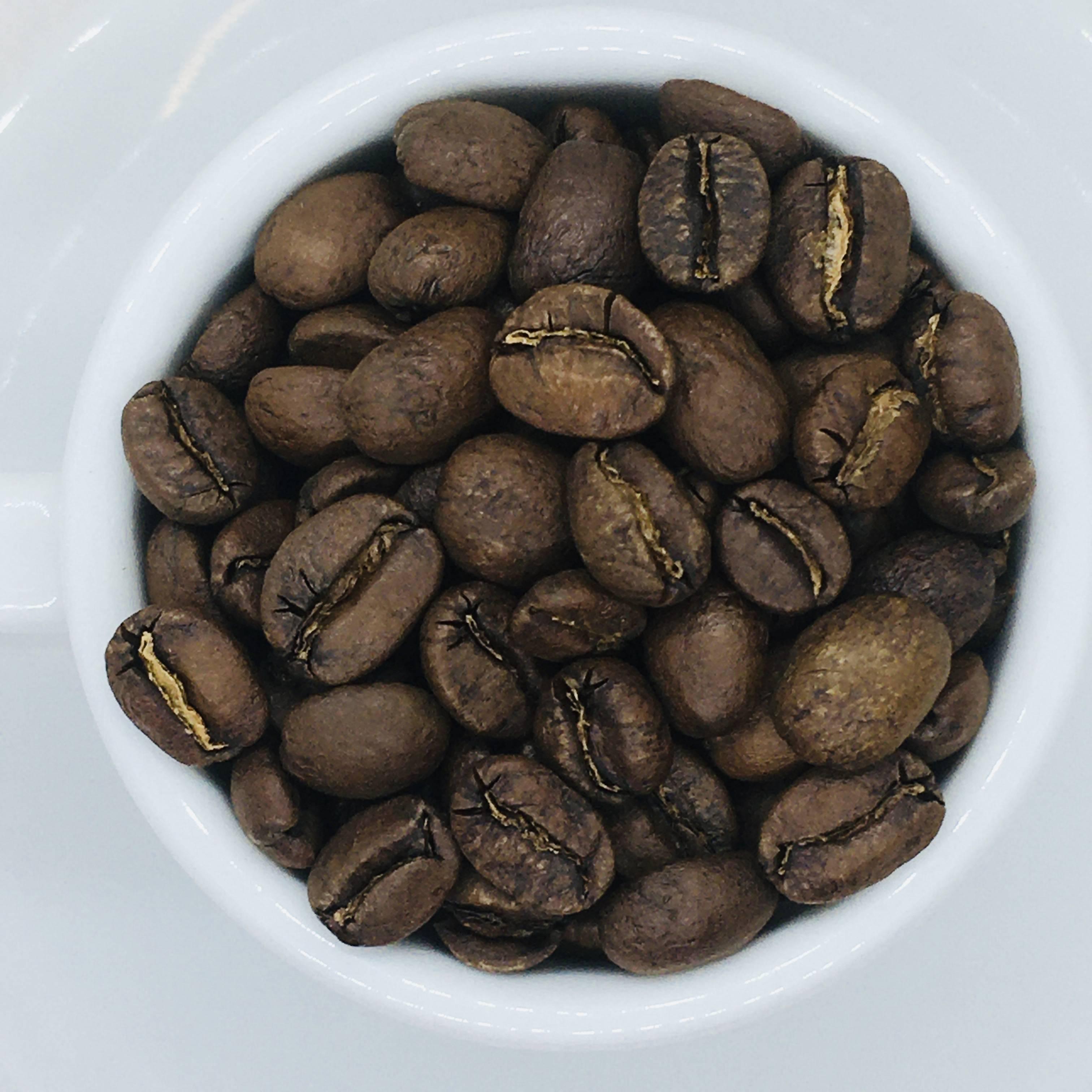 Натуральный кофе в зернах премиум класса из коста-рики