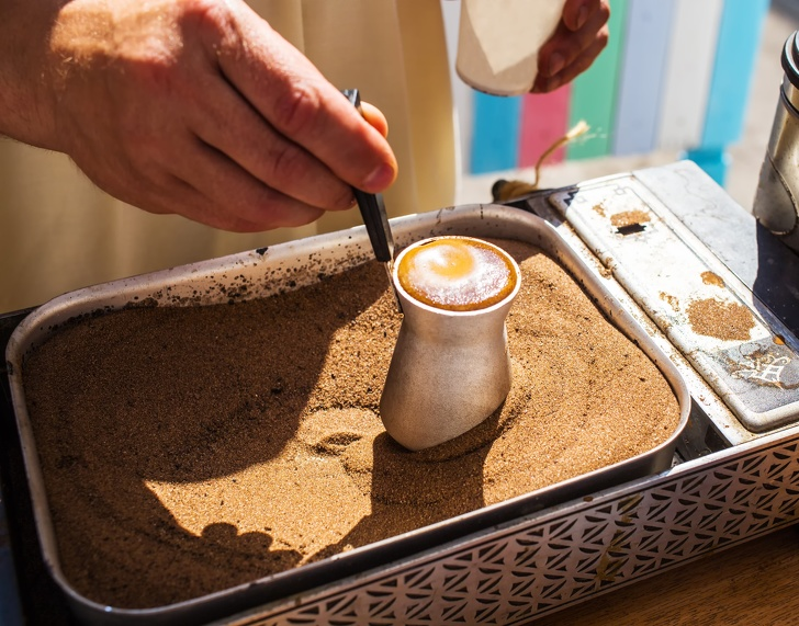 Кофе по-турецки – 10 рецептов, как готовить вкусный турецкий кофе