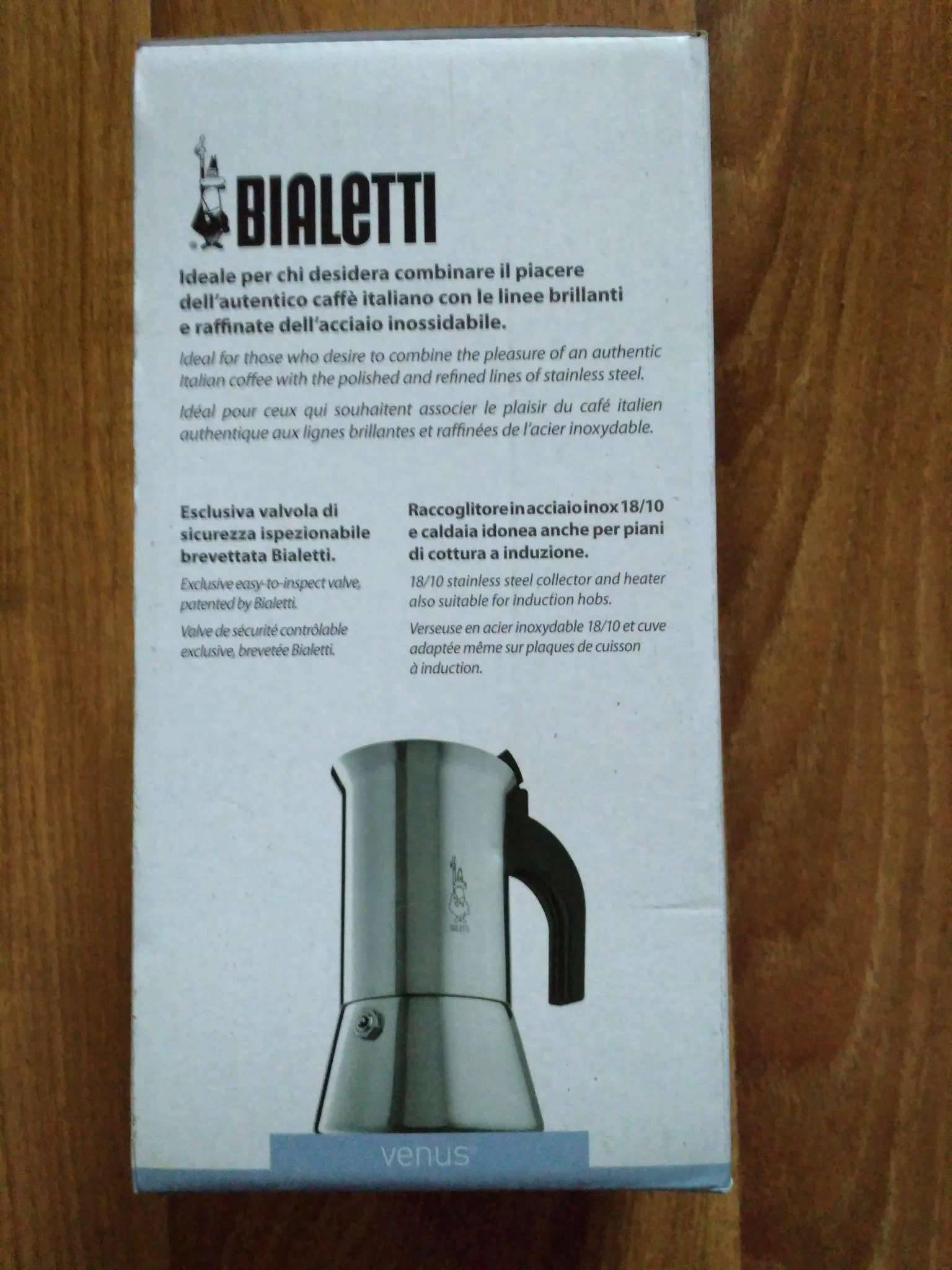 Все о гейзерной кофеварке Bialetti от принципа работы до отзывов покупателей