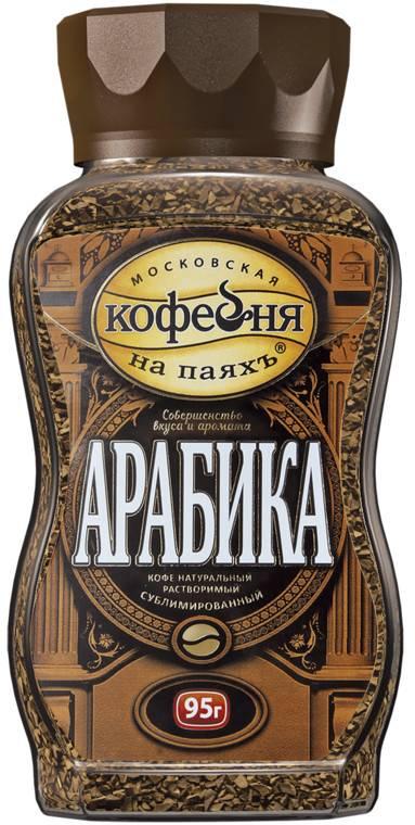 Московская кофейня на паяхъ - история и обзор производимого кофе