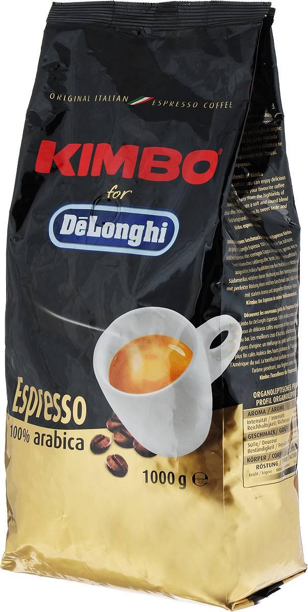 Kimbo – традиционный неаполитанский кофе от лучшего в своем сегменте производителя ☕