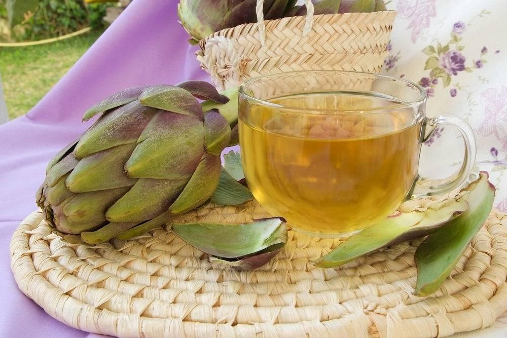 Вьетнамский чай из артишока