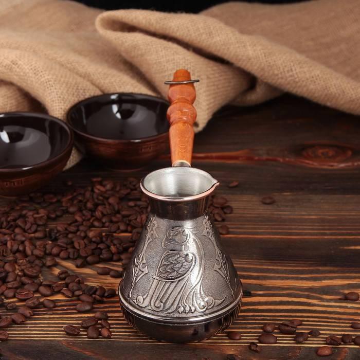 На что обратить внимание при выборе турки для кофе, полезные советы