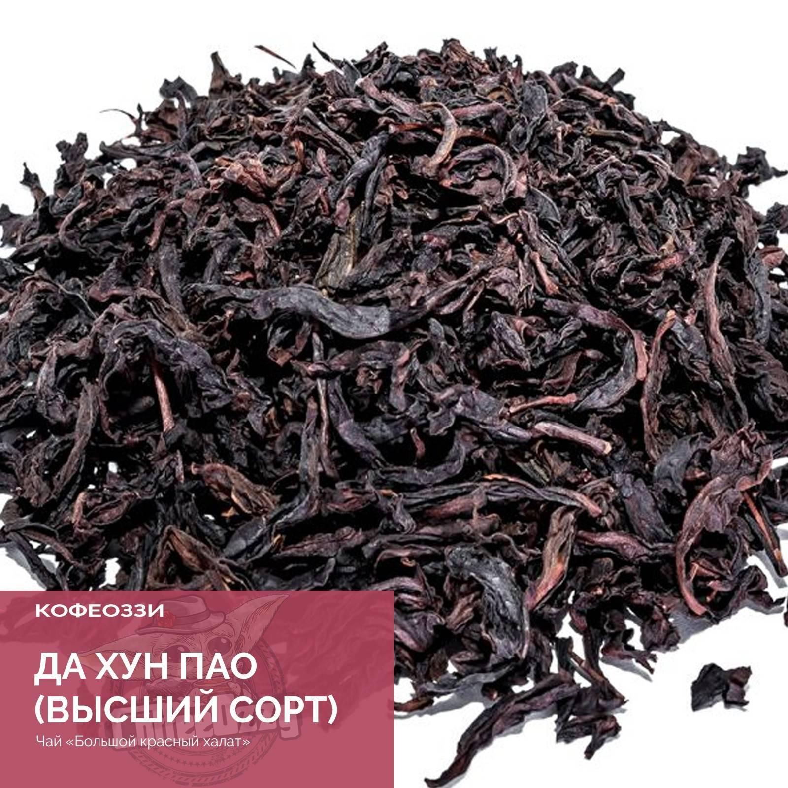 Да хун пао: как заваривать благородный чай правильно