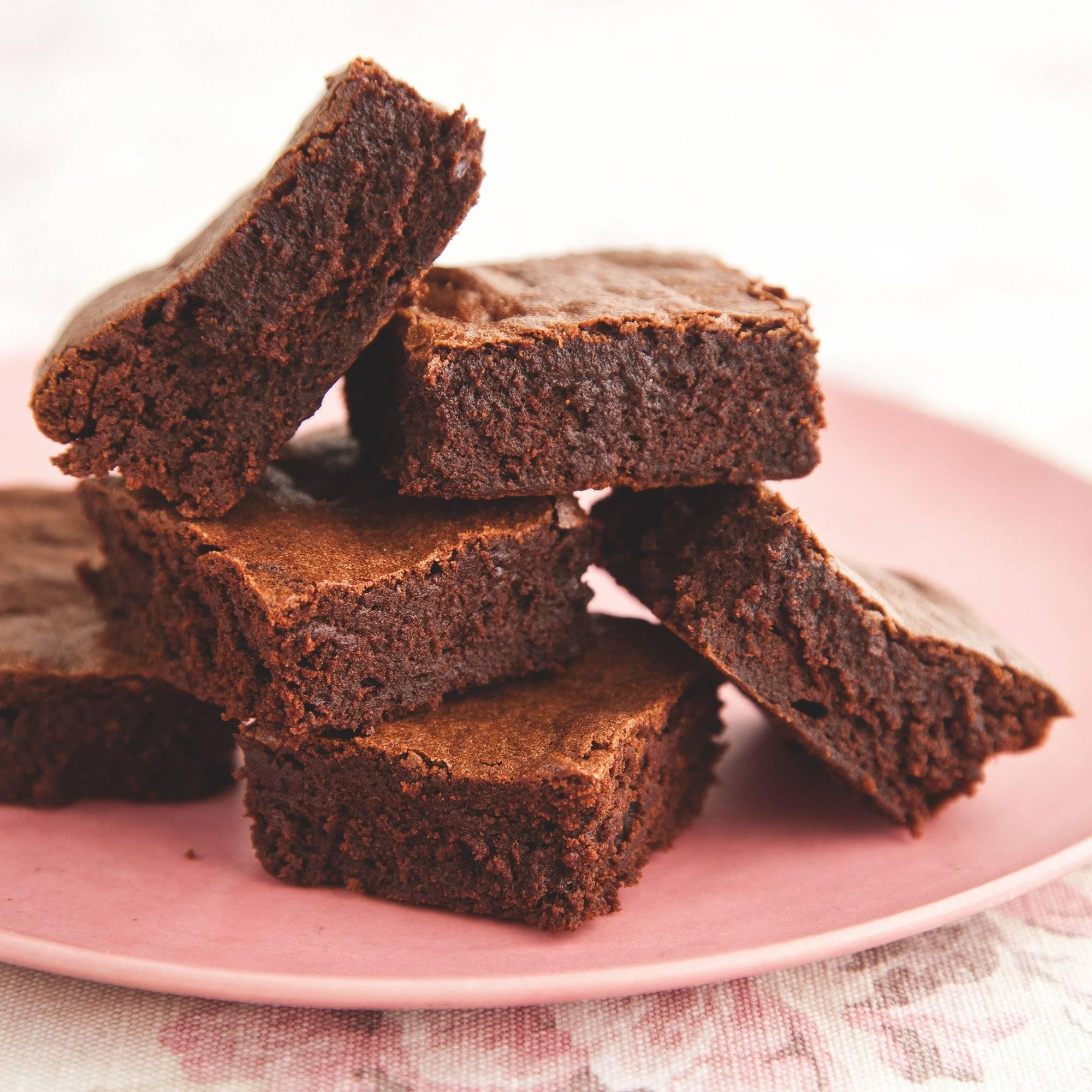 Шоколадный брауни, рецепт классический с фото пошагово — wowcook.net