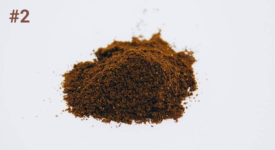 Какой помол кофе лучше для турки. обжарка зерен для кофе по-турецки, сорт и регион произрастания