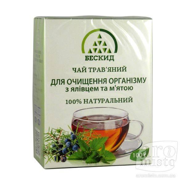 3 полезных травяных чая для очищения организма (+5 рецептов приготовления)