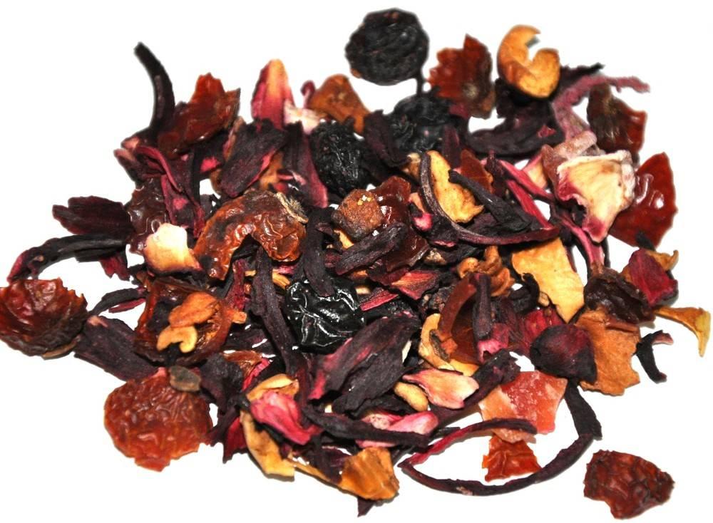 Фруктовый чай «наглый фрукт»