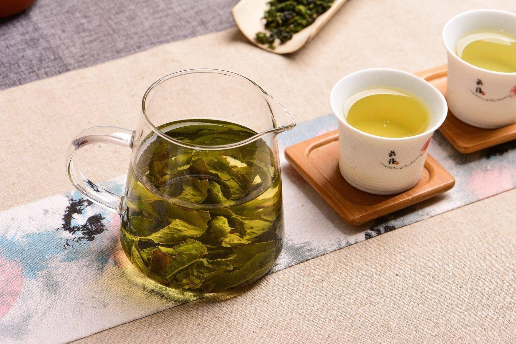 Чай улун, полезные и вредные свойства, применение