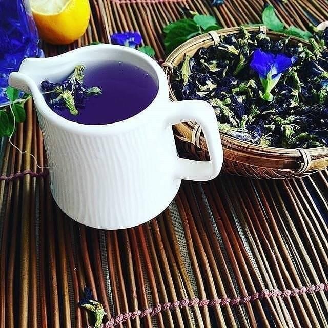 Пурпурный чай чанг-шу для похудения: действие и отзывы