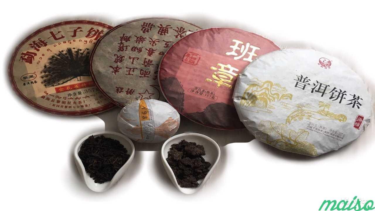 Все о китайском чае шу пуэр – от сбора до заваривания
