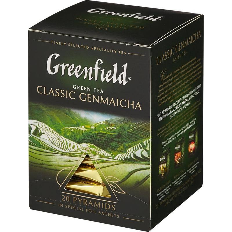 Чай гринфилд: большая афера или реальность?