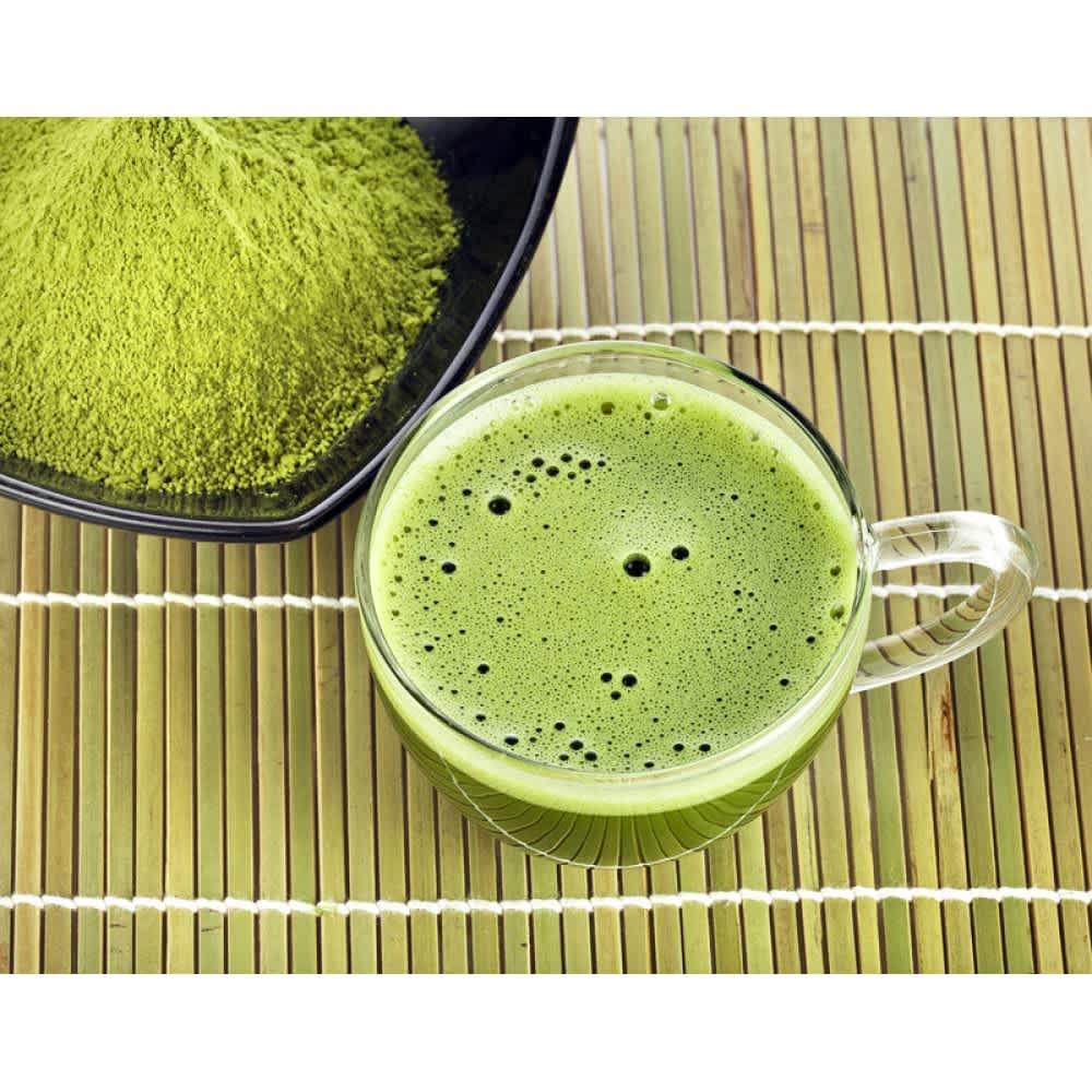 Японский зеленый чай матча польза и вред