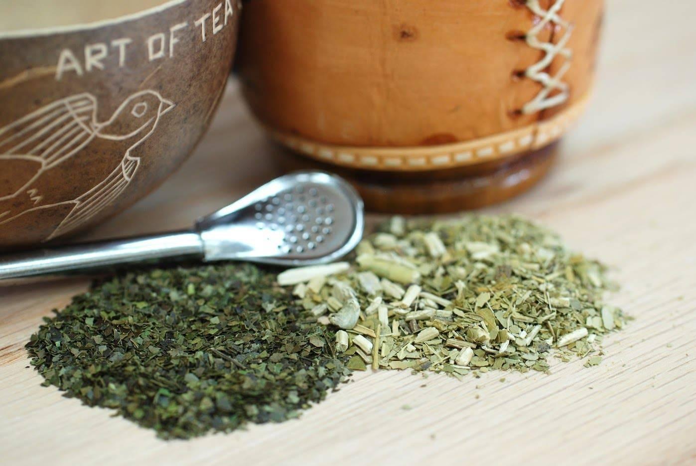Чай матэ–что это такое и чем полезен. обзор экзотического напитка