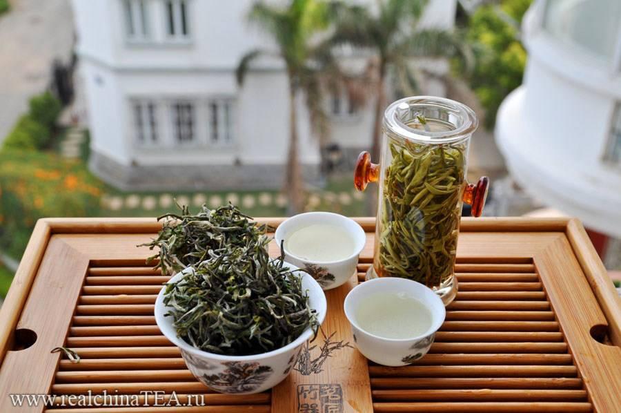 Выдержанный чай - teaterra | teaterra