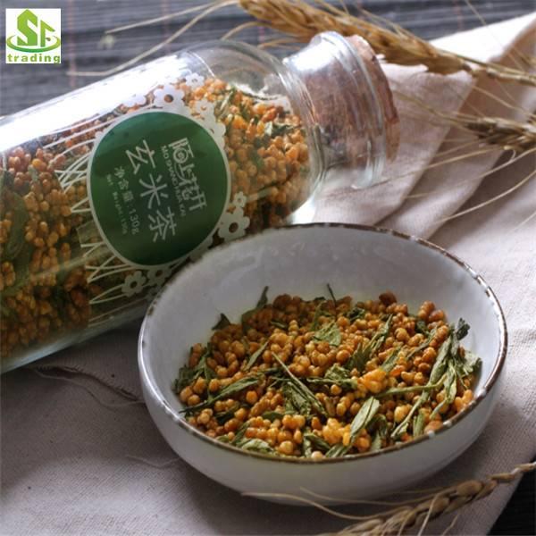 Гэммайтя-коричневый рисовый чай рецепт - рецепты
