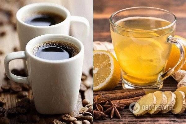 Чем заменить кофе: топ бодрящих напитков, альтернатива кофе