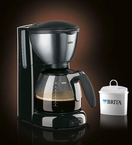 Кофеварка вraun