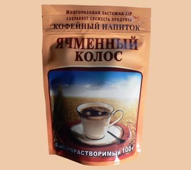 Польза и приготовление ячменного кофе