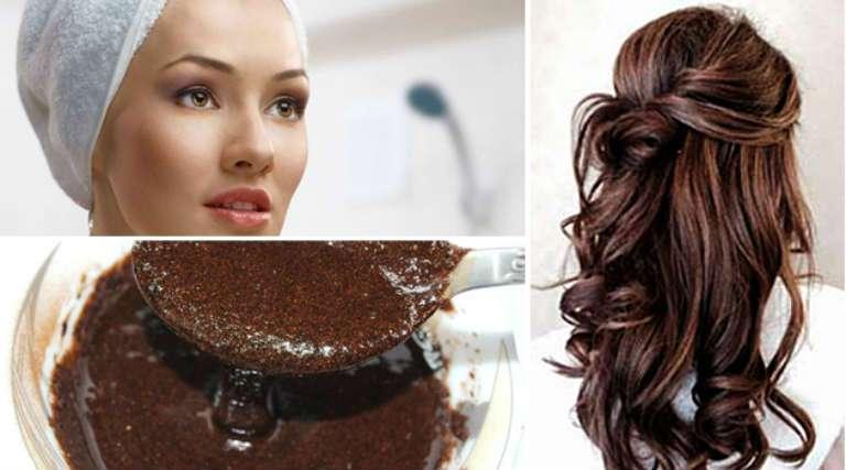 Как покрасить волосы кофе в домашних условиях – рецепты