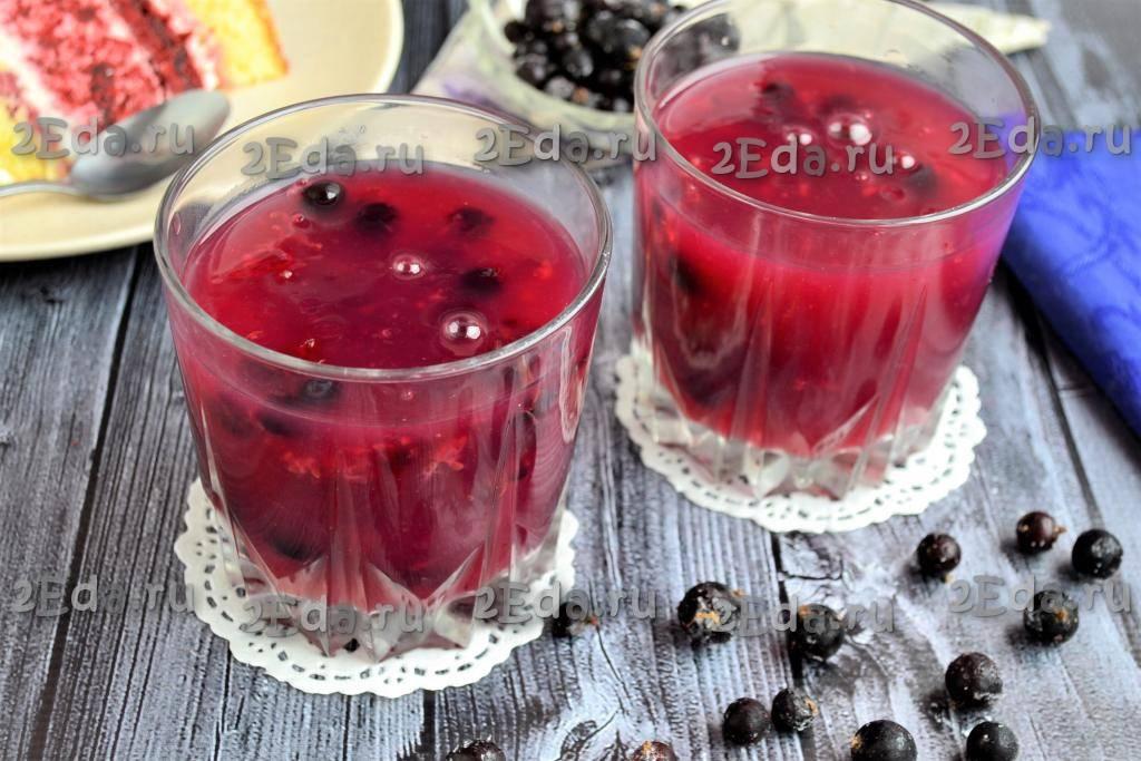 Кисель из ягод: топ-7 рецептов, приготовление