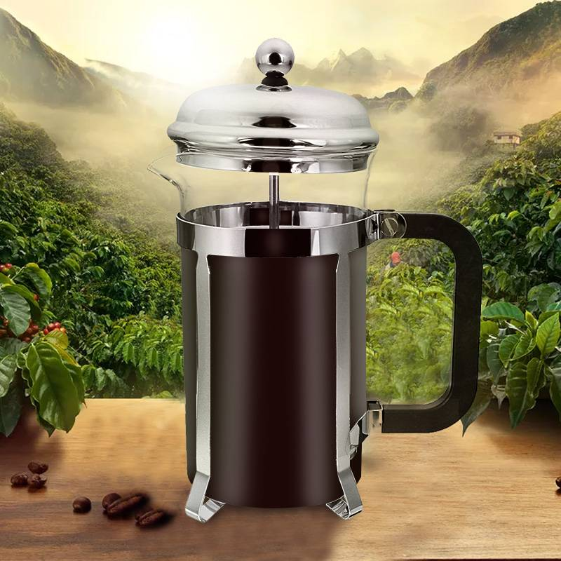 Как заваривать кофе в френч-прессе