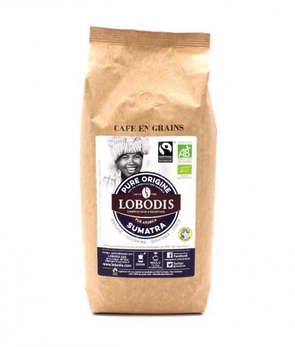 Кофе в зернах lobodis langani ethiopie натуральный жареный 1 кг — цена, купить в москве