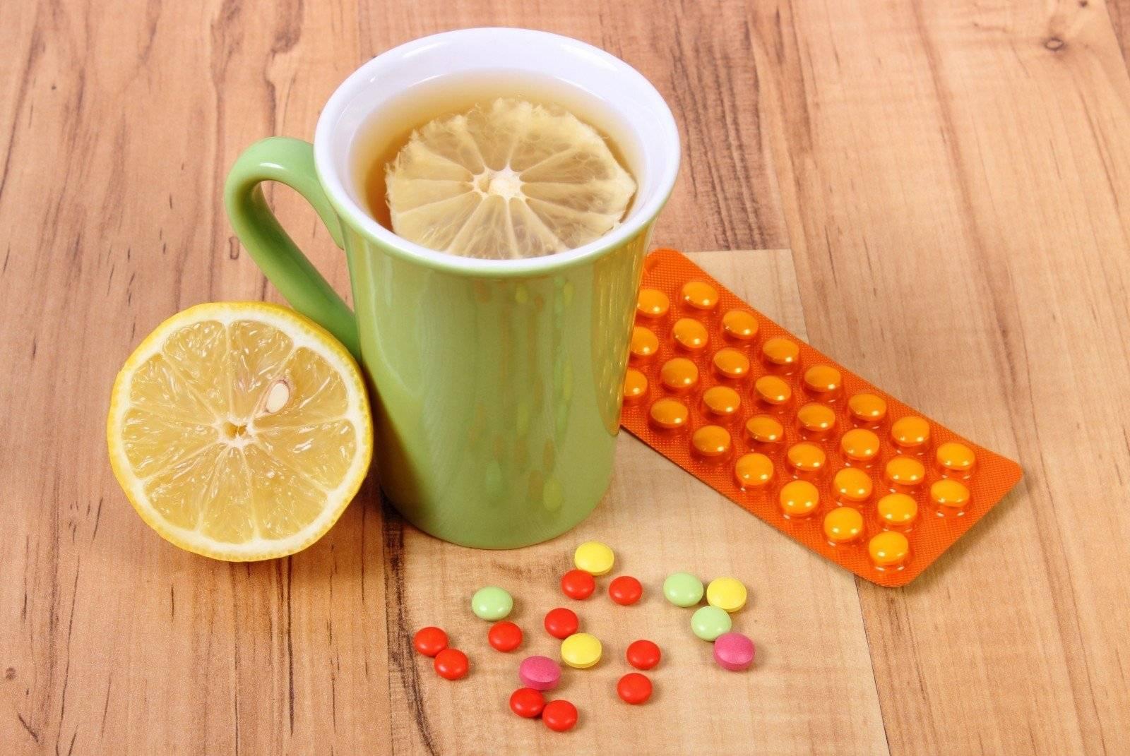 10 самых целебных напитков при простуде