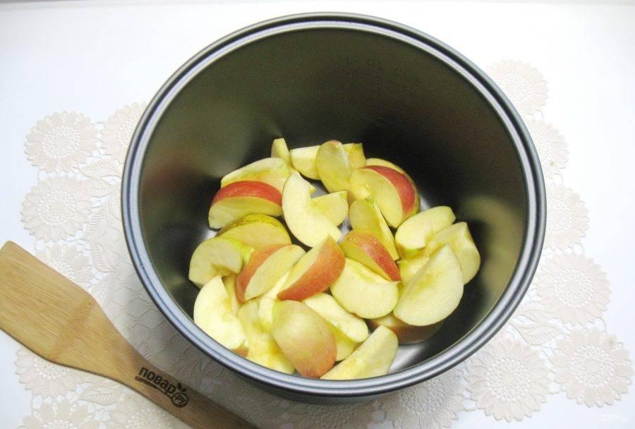 Как сварить компот из яблок в кастрюле. лучшие рецепты с фото