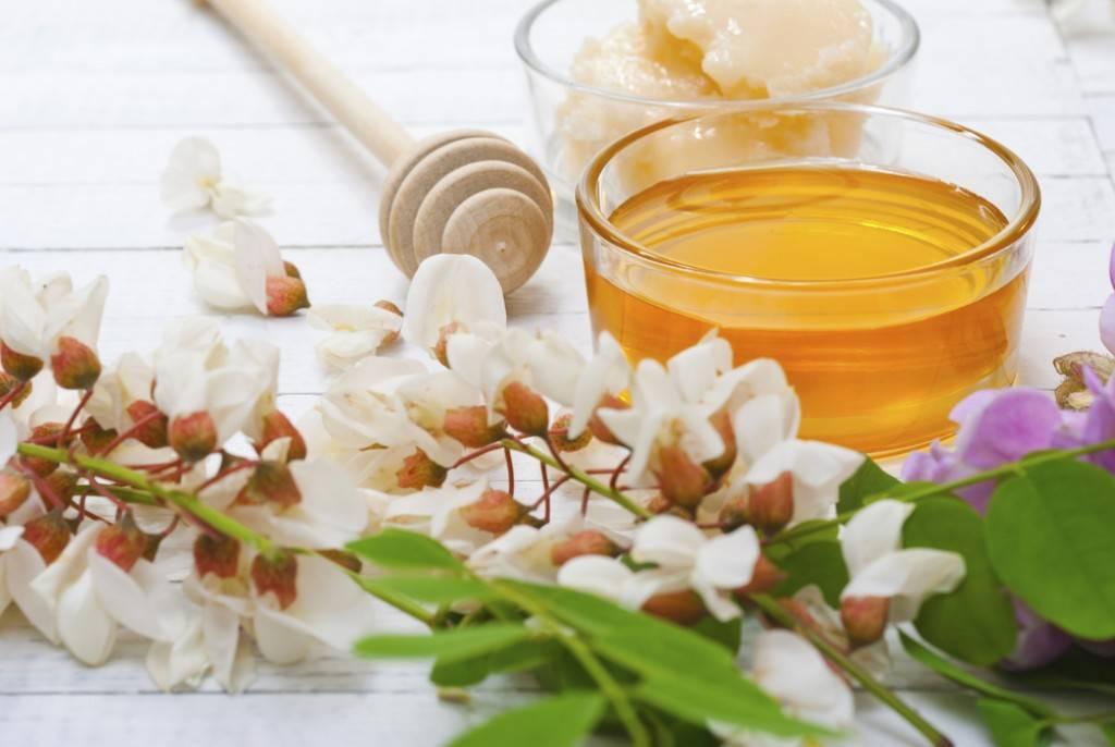 Применение цветков белой акации в народной медицине