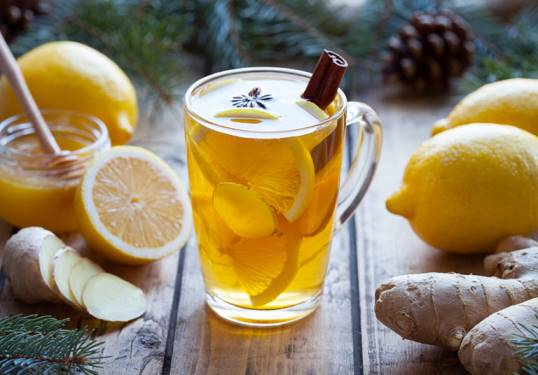 Чай с облепихой: рецепт с имбирем, апельсином, польза