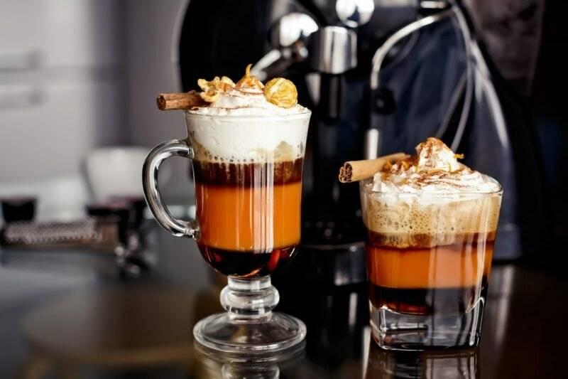 Глясе (glace coffee)