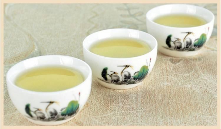 Зеленый чай для похудения: описание, польза и вред