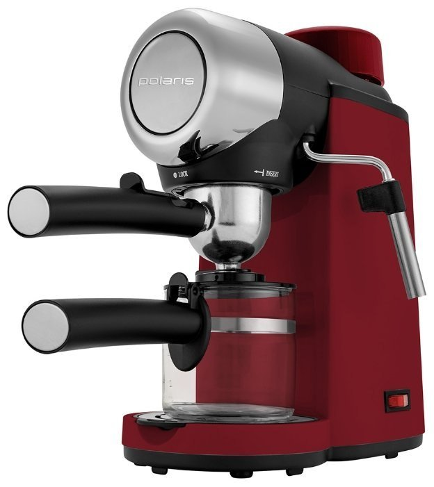 Кофеварки polaris (поларис) - ассортимент капельных, рожковых, капсульных моделей