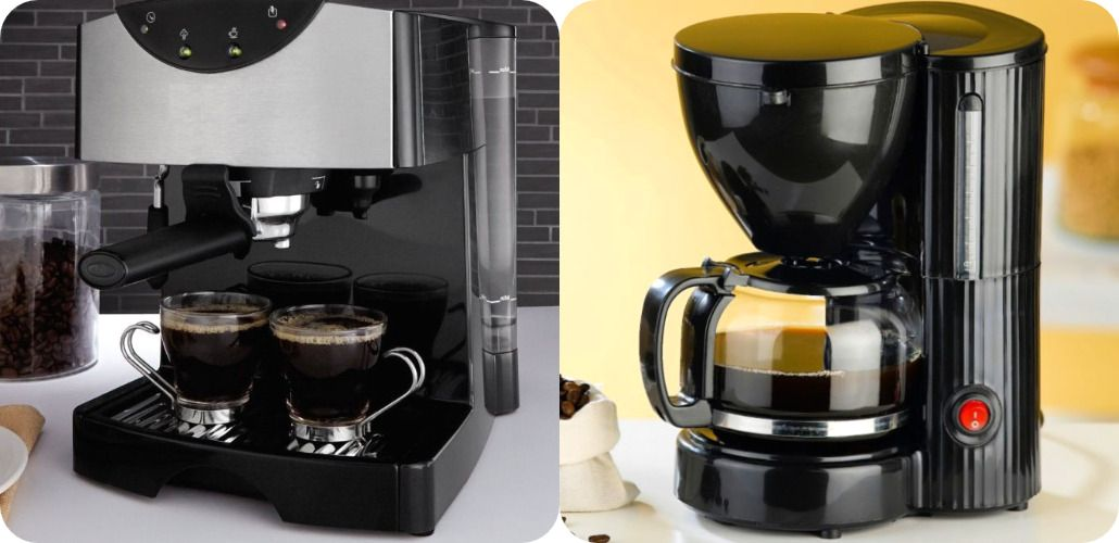 Виды и типы кофеварок для дома – полный обзор, преимущества и недостатки конструкций
